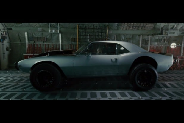 1967 Chevrolet Camaro Z28 fast and furious 6