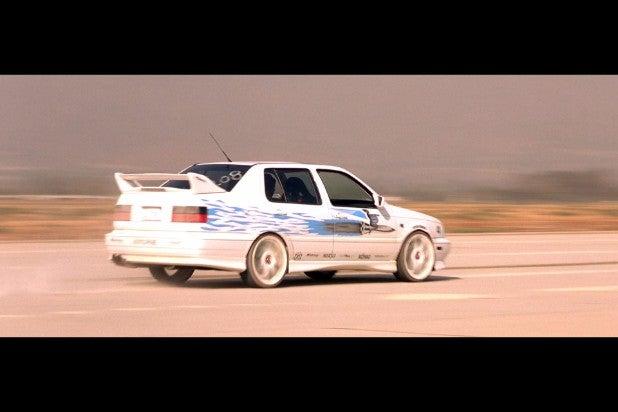 1995 Volkswagen Jetta A3