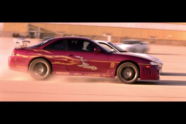 1997 Nissan 240SX the fast and the furious letty