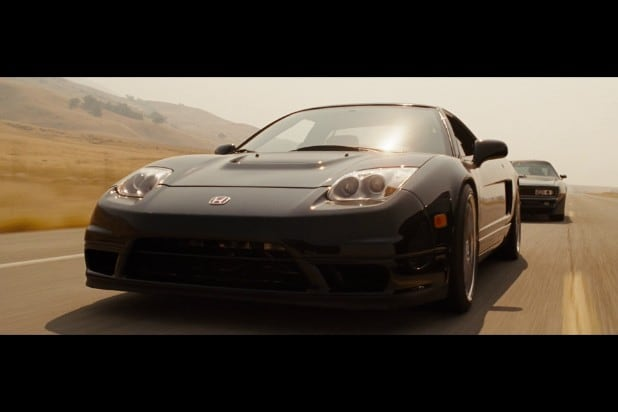 2003 Acura NSX mia fast and furious