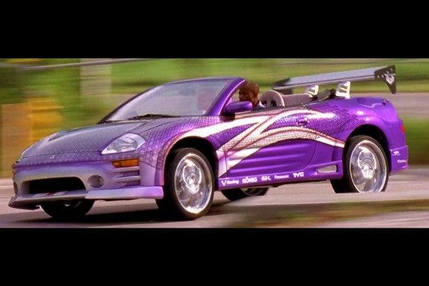 2003 Mitsubishi Eclipse Spyder GTS 2 fast 2 furious