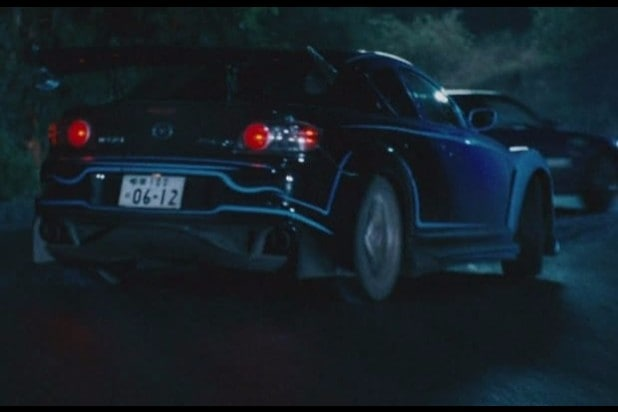 2004 Mazda RX-8 neela