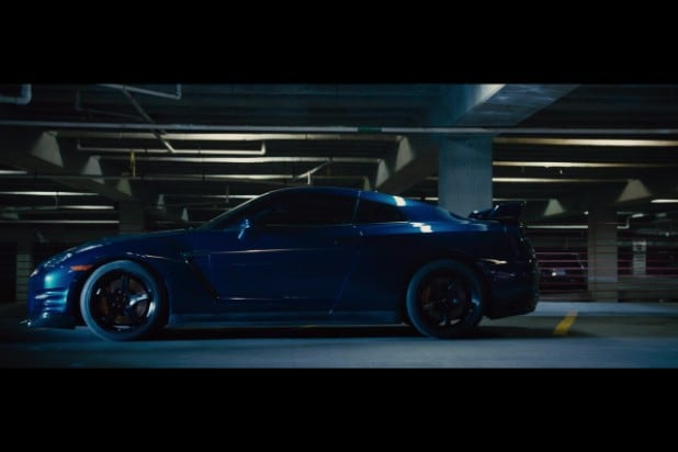2012 Nissan GT-R R35 furious 7