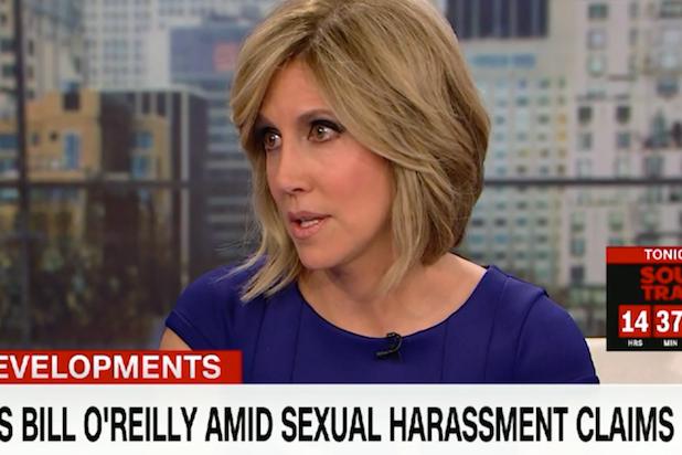 Alisyn Camerota Porn - CNN's Alisyn Camerota Says 'Emotional Harassment' Plagues Fox News (Video)