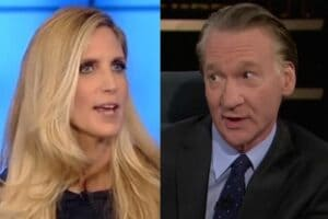 Ann Coulter Bill Maher