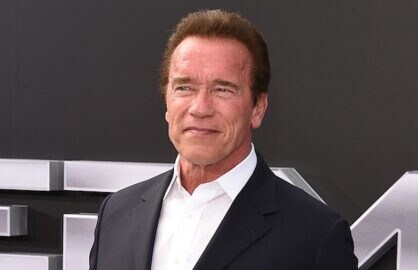 Arnold Schwarzenegger Posts First Tweet Since Open Heart Surgery