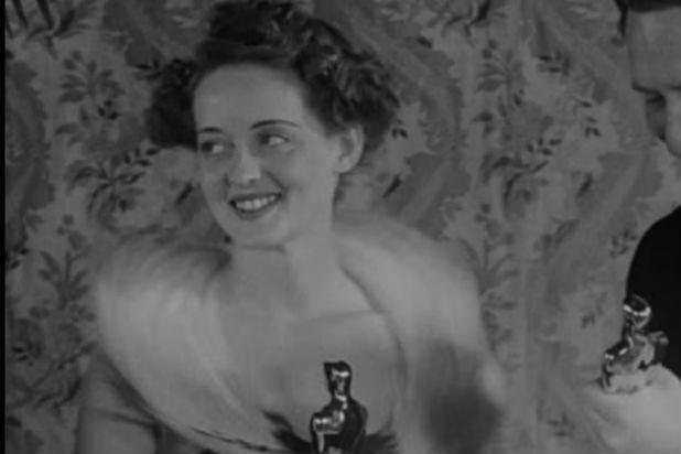 Bette Davis Oscar