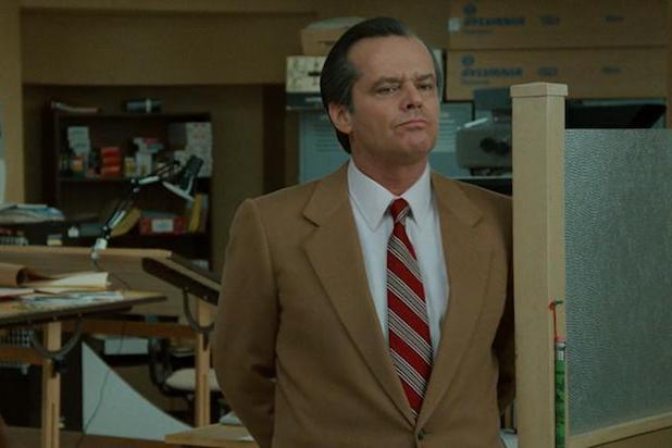 Broadcast News Jack Nicholson