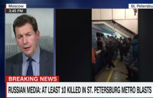 CNN Russia Explosion