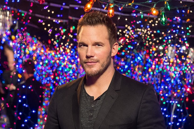 "Chris Pratt ""Passengers"""