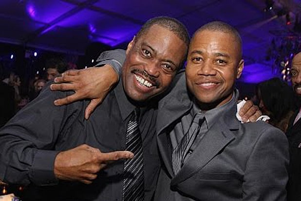 Singer Cuba Gooding Sr. found dead in car in Los Angeles
