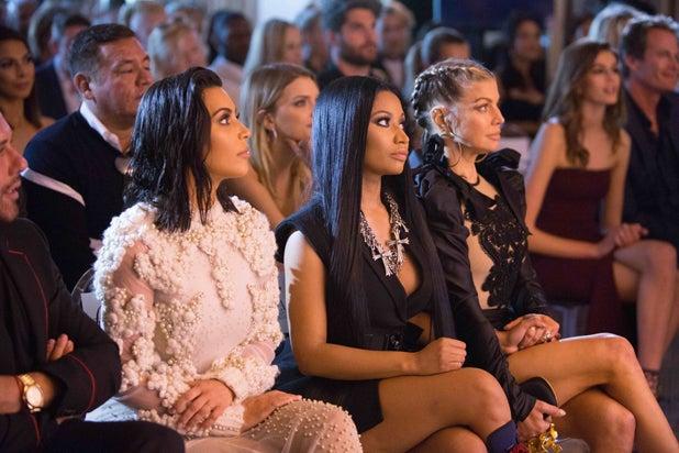 K.Kardashian_N.Minaj_Fergie_KimCrawfordWines