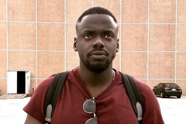Daniel Kaluuya Get Out Challenge