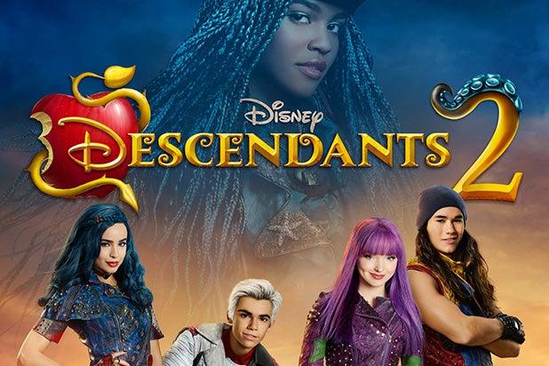 Disney Sets Multi Network Premiere For Descendants 2