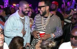 Drake French Montana Neon Carnival