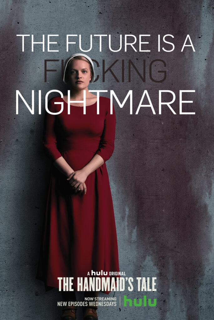 Elisabeth Moss - Offred Handmaid's tale