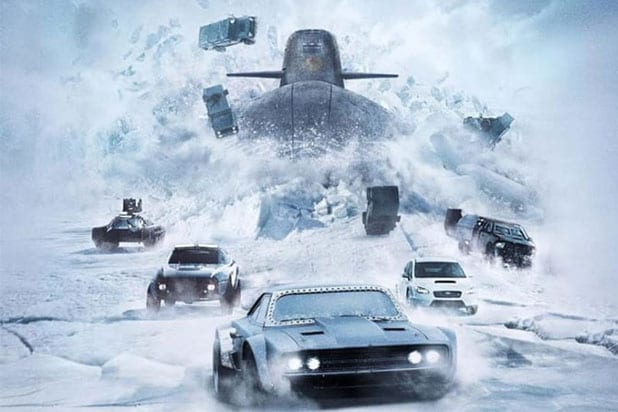 Fate of the Furious' Speeds to $10.4 Million at Thursday Box Office