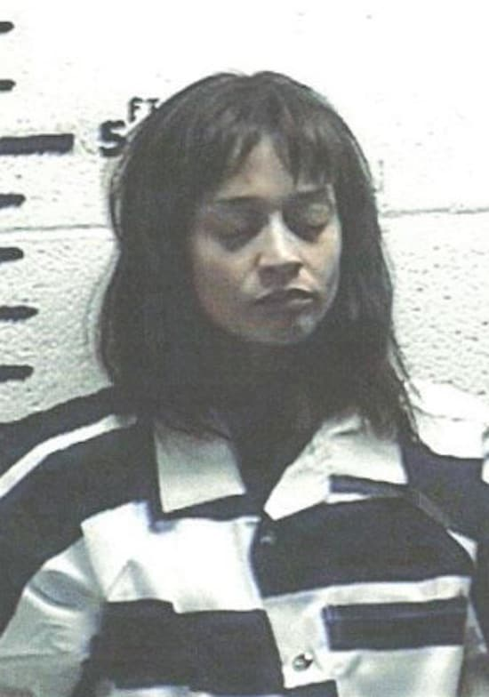 Fiona Apple mugshot