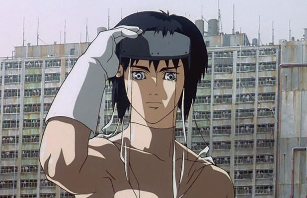 New Ghost In The Shell Animated Series Lands At Netflix