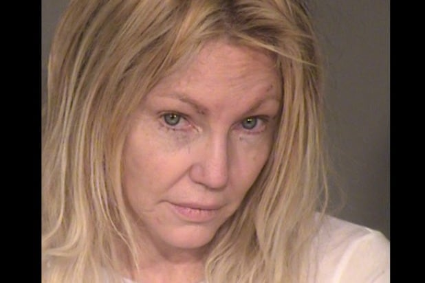 Heather Locklear Faces 5 Charges Stemming From Domestic Violence Arrest