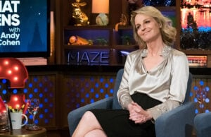Watch What Happens Live with Andy Cohen Helen Hunt