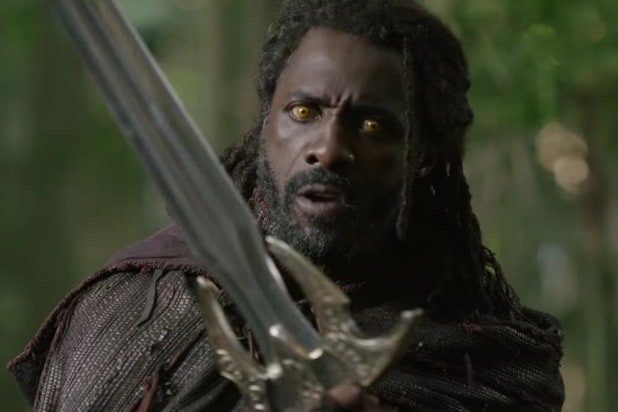 Idris Elba Thor Ragnarok Heimdall