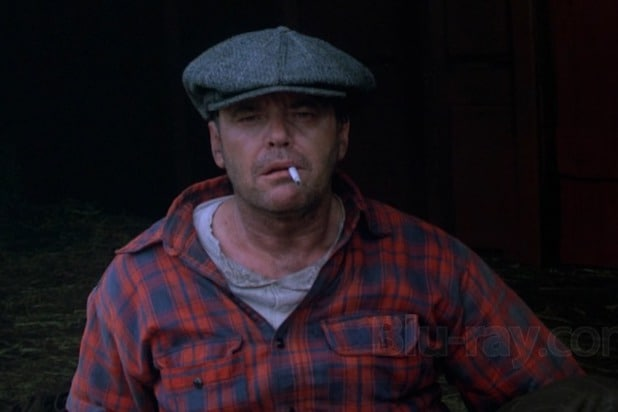 Ironweed Jack Nicholson