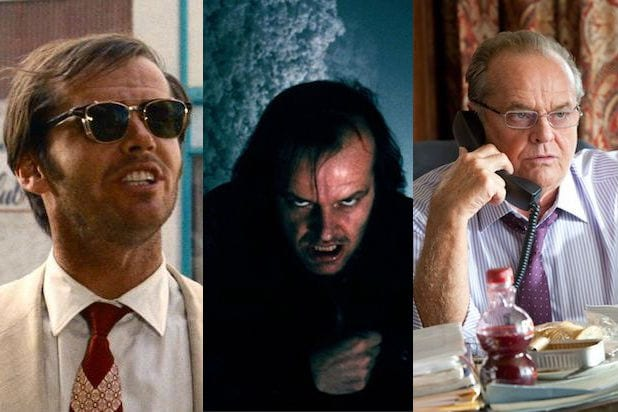 Jack Nicholson Turns 80: All of His Major Roles, Ranked (Photos)