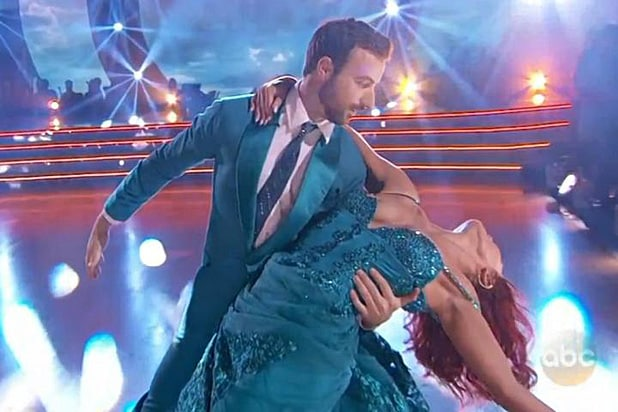 James Hinchcliffe DWTS