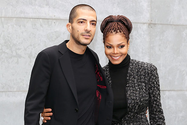 Janet Jackson husband split