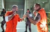 Jason statham vs Dwayne Johnson The Rock Fast spinoff