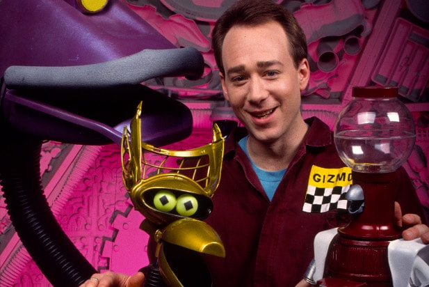 Joel Hodgson and the robots MST3K