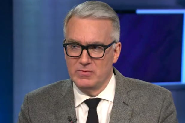 Keith Olbermann Bill O'Reilly