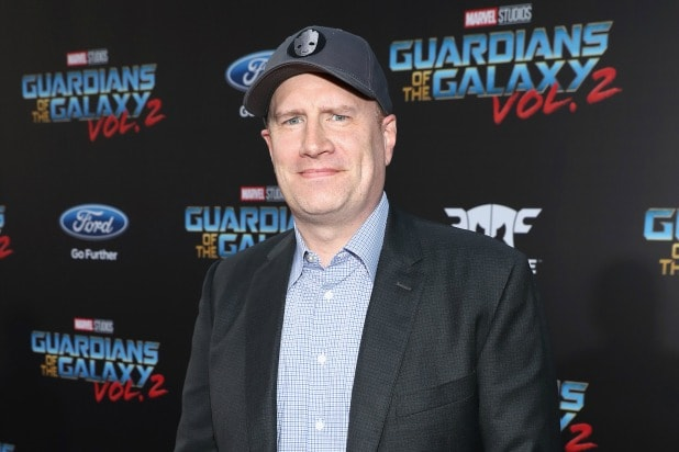 Marvel Chief Kevin Feige post-credits scene avengers