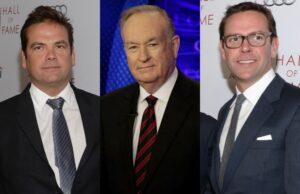 Lachlan Murdoch Bill OReilly James Murdoch sexual harassment timeline recap