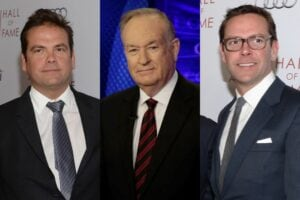 Lachlan Murdoch Bill OReilly James Murdoch sexual harassment timeline recap