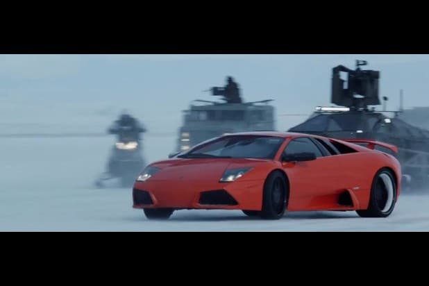 Lamborghini Murcielago Lp640 Tyrese