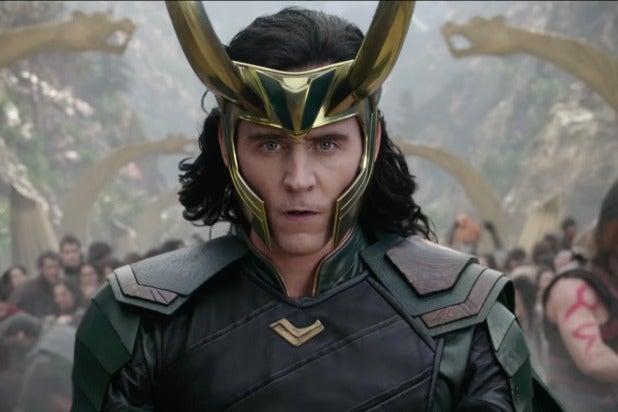 Tom Hiddelston Loki Thor Ragnarok