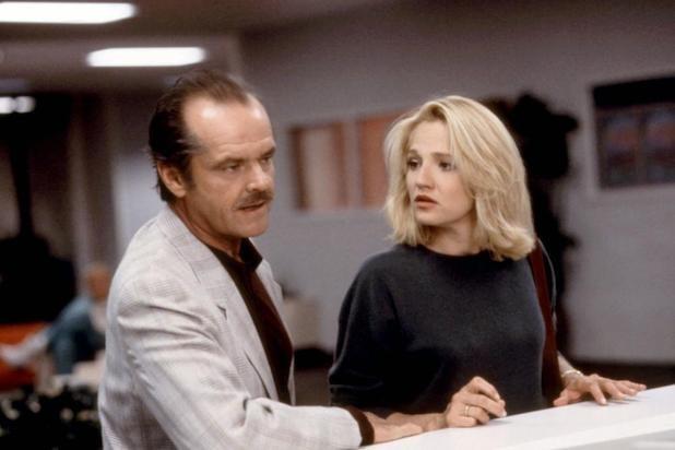 Man Trouble Jack Nicholson