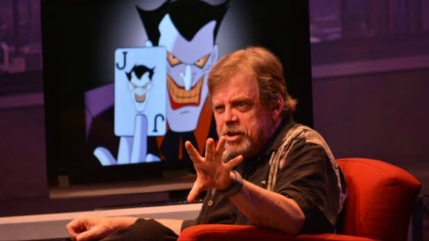 Mark Hamill Shouts Out The Joker For Employing So Many Actors