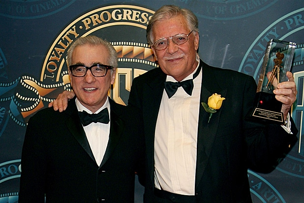 Michael Ballhaus and Martin Scorcese