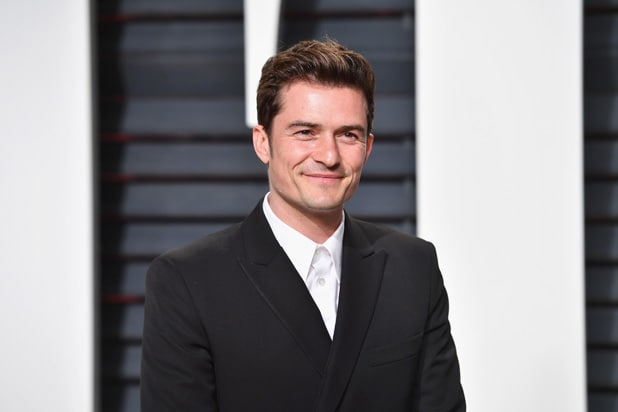 Orlando Bloom to Star in Amazon Drama Series 'Carnival Row'