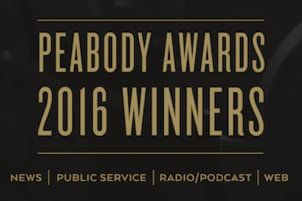 CNN, 'CBS Evening News' Lead Peabody Awards Winners