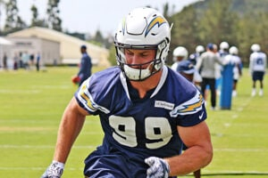 Phillip Rivers Chargers