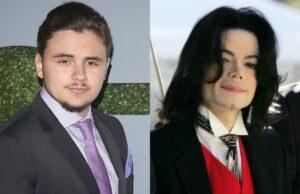 Prince Jackson Michael Jackson