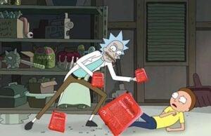 Rick and Morty McDonalds