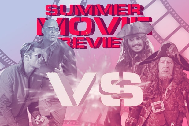 summer movie preview baywatch pirates of the caribbean