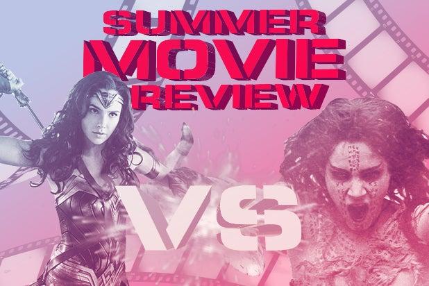 summer movie preview wonder woman mummy