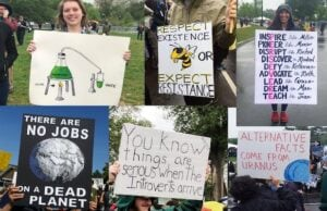 March for Science Earth Day April 22 2017