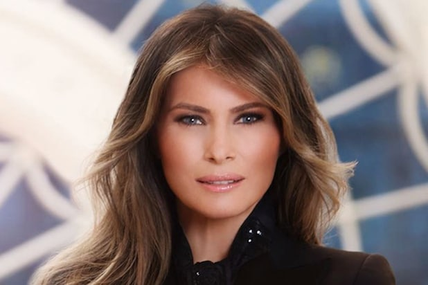 Melania Trump creates shitstorm after liking tweet that mocks her marriage